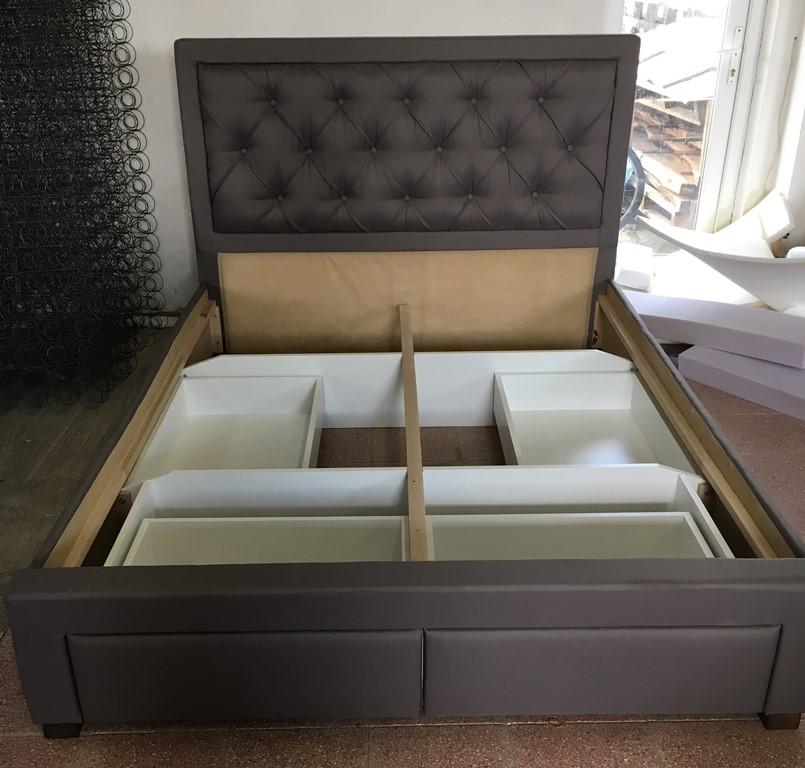 bdf8ce976da7b Manželská posteľ Royal 180x200 - Vera nábytok