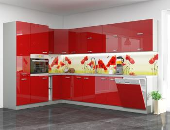 Kuchynská linka Rose