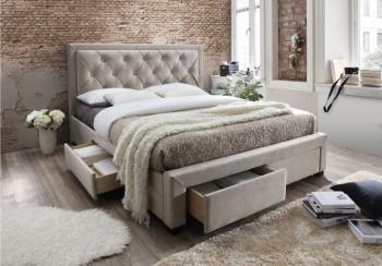 Manželská posteľ Orea 160x200