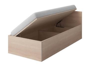 SMYK III posteľ 46