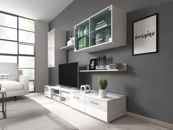 Obývacia stena Klara