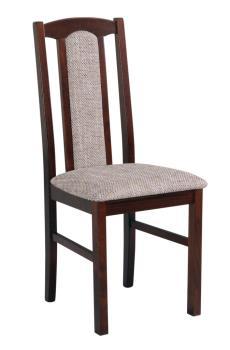 Stolička Boss VII  čerešňa - výpredaj