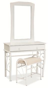 Toaletný stolík s taburetkou 1102
