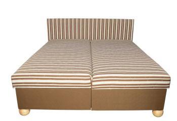 Manželská posteľ Tamara 180 - sendvič