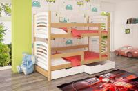 Poschodová posteľ Oli 2 - typ B
