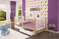 Jednolôžková posteľ Oli - typ B