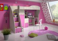 Poschodová posteľ Bajka