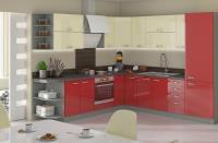KARMEN + skrinky z kuchyne ROSE