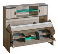 ULTIMO posteľ + písací stolík U16