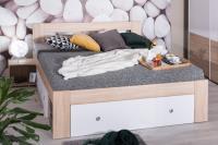Manželská posteľ Rea Larisa 160