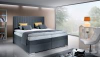 Manželská posteľ Rialto (matrac Bazi)