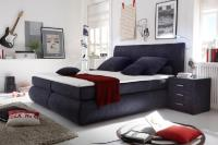 Manželská posteľ Como 180 (matrac Megacomfort Visco)