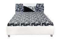 Manželská posteľ Broňa - bez matracov