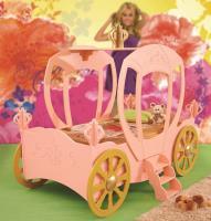 Detská posteľ Princess Carriage