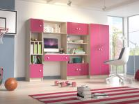 1660f4978fdf Detské izby pre dievča - Vera nábytok