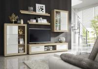 Obývacia stena Baltico + LED
