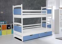 Poschodová posteľ Oskar