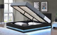 Manželská posteľ Birget 160  2