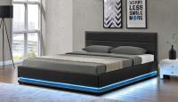 Manželská posteľ Birget 180