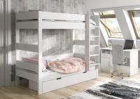 Poschodová posteľ Merlin