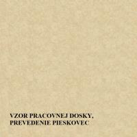 Pracovná doska Pieskovec