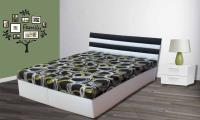 Manželská posteľ Rita 160 - molitan