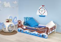 Detská posteľ Boat