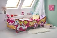 Detská posteľ Cinderella