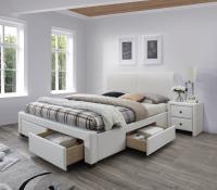 ae05b0ac5464 Kožené postele - Vera nábytok
