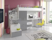 b35fce90df4a3 Poschodové postele - Vera nábytok