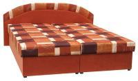 Manželská posteľ Kasvo - sendvič