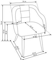 Stolička K288 6