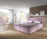 Manželská posteľ Maxi (lamelový rošt)
