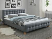 Manželská posteľ Barcelona - látka