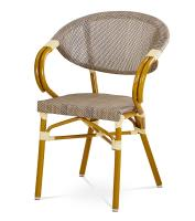Ratanová stolička AZC-100 cap