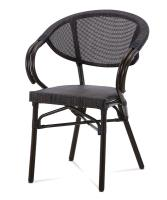 Ratanová stolička AZC-110 bk