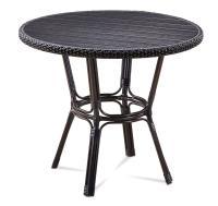 Ratanový stôl AZT-131 bk