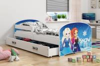 Detská posteľ Luki