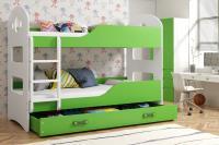 Poschodová posteľ Dominik