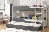 Poschodová posteľ Dominik 3