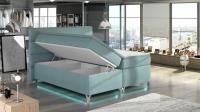 Manželská posteľ Amadeo 160 + LED osvetlenie 20