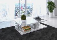 Konferenčný stolík Alexis - lesk