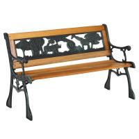 Záhradná detská lavička Adaza