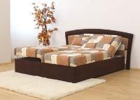 Manželská posteľ Roma I - sendvič
