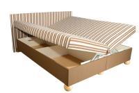 Manželská posteľ Tamara 180 - sendvič 2