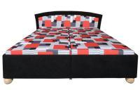 Manželská posteľ Roma Lux - molitan
