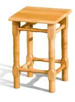Taburetka drevená 1