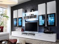 Obývacia stena Lyra + LED